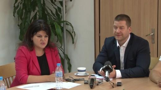 """За по-добра социална политика се обявиха кметът и """"Народен съюз"""""""