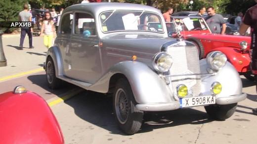 16-тото издание на Ретро парада в Стара Загора събира над 140 исторически  превозни средства тази година