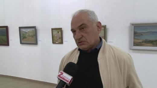 "Откриха изложба ""Васил Маринов 1879-1943"""