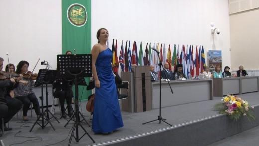 Тържествена сесия на Общински съвет Стара Загора