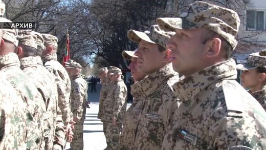 В Стара Загора изпращат военен контингент в Афганистан