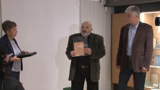 """Откриване на Музей """"Литературна Стара Загора"""""""