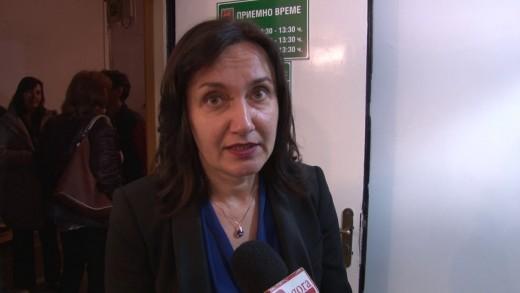 Десетки граждани се срещнаха с Диана Ковачева