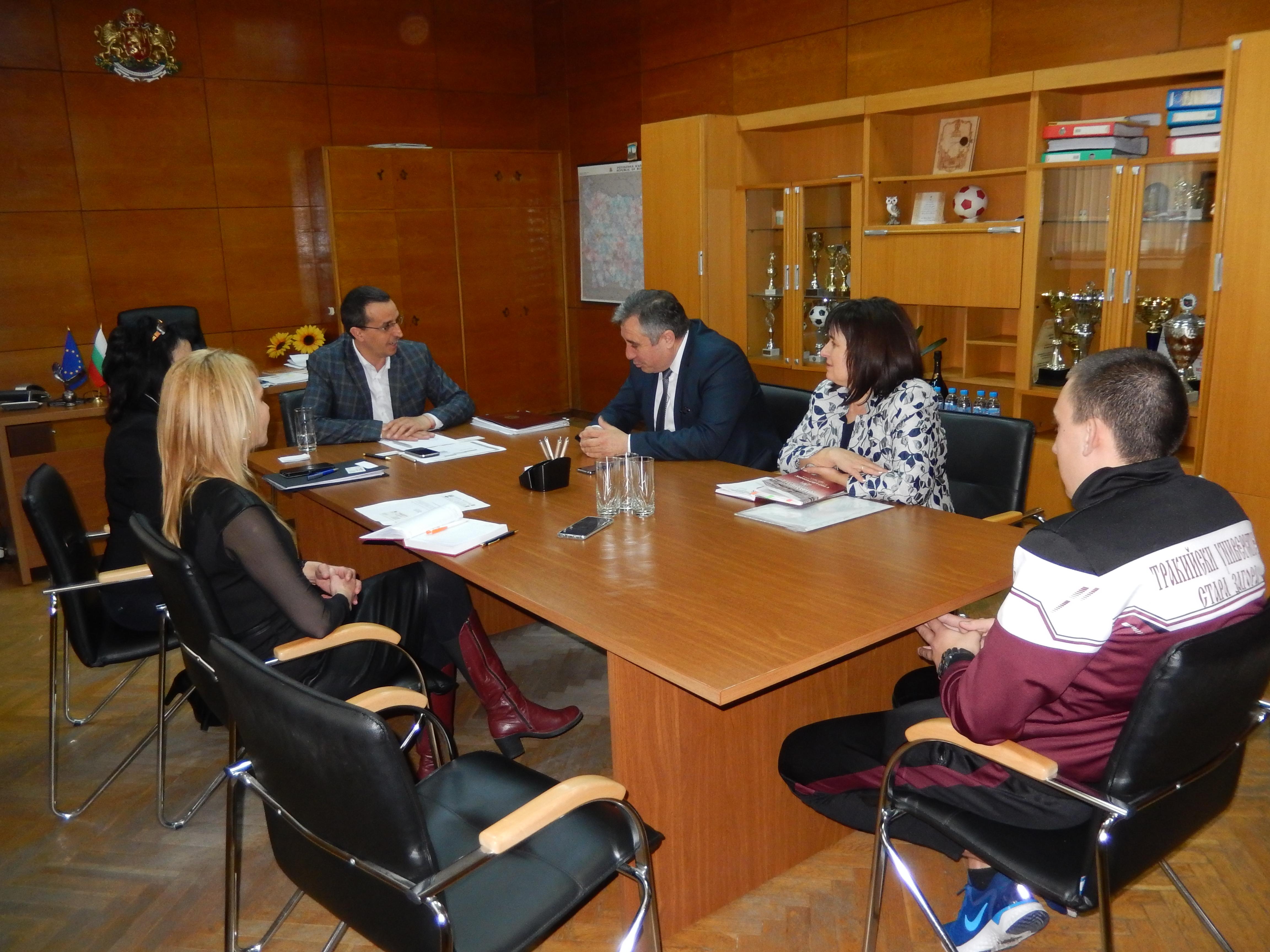 Тракийски университет и община Чирпан започват съвместна работа