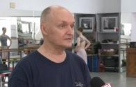Самостоятелна изложба на бургаския художник Георги Динев се откри в Художествена галерия