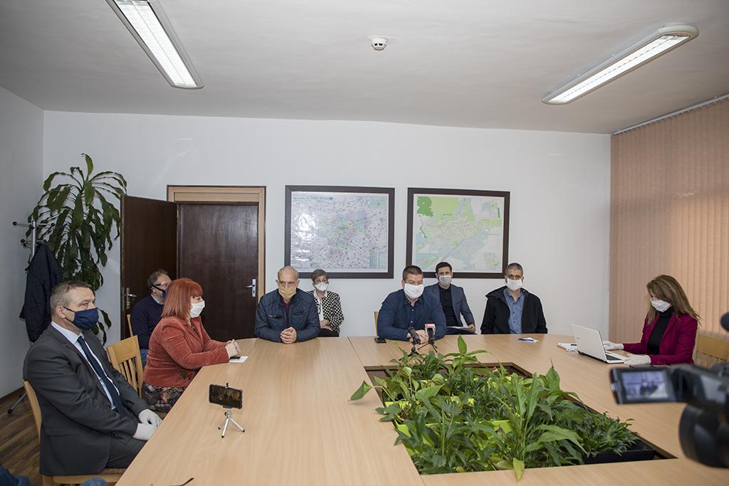 Община Стара Загора затяга мерките за ограничаване на коронавируса