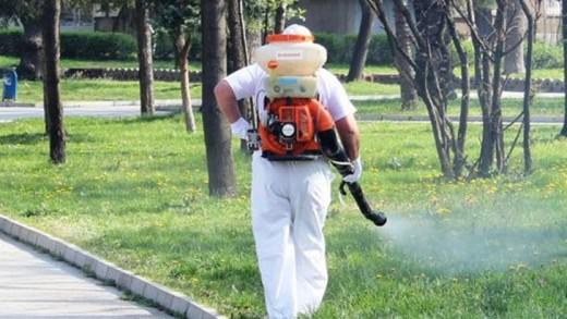пръскане комари