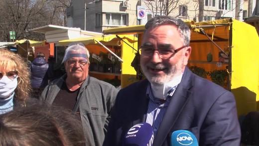 Ангел Кунчев: Важно да се осигури, доколкото е възможно,  нормалната работа на земеделските производители и търговци
