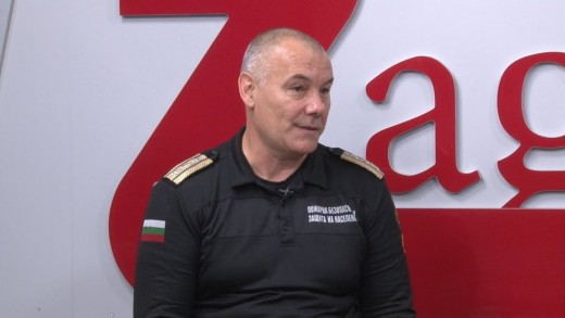 Комисар Стоян Колев: по-малко пожари и пътни инциденти по време на пандемията