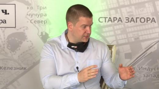 """Живко Тодоров на дискусия от поредицата """"Капитал Градове"""""""