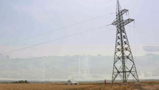 """""""Мини Марица-изток"""" ЕАД започна промяна на трасето на  електропровод """"Венера"""""""