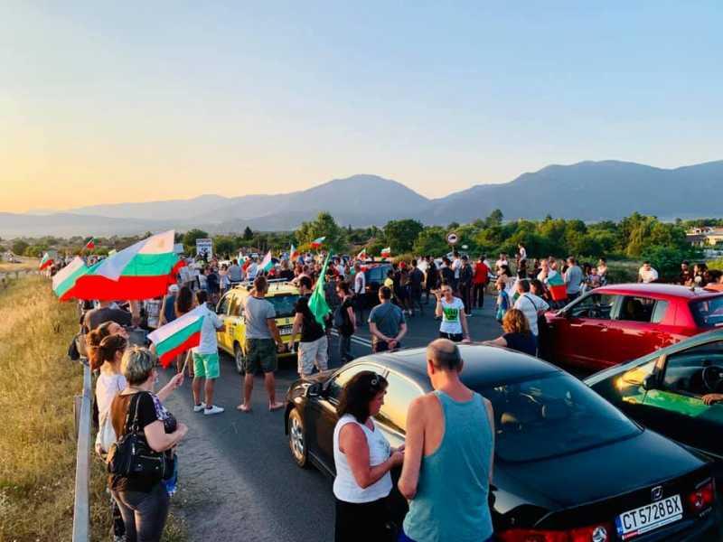 Протестиращи планират блокиране на АМ Тракия