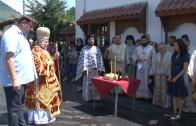 Откриване на площадно пространство на името на митрополит Калиник в Община Мъглиж