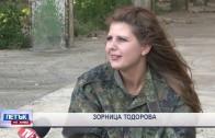 За играта Еърсофт разказва старозагорката Зорница Тодорова