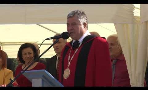 Откриване на новата академична година в Трайкийски университет Стара Загора