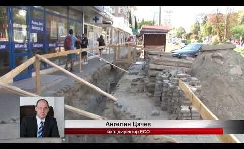 Дейностите по подмяната на основния захранващ кабел в западната част на Стара Загора приклчват през м. октомври