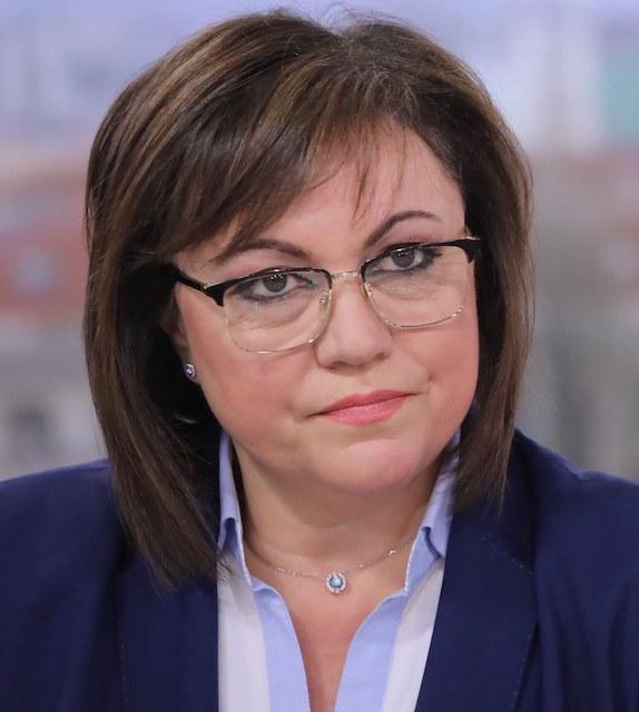 Корнелия Нинова ще бъде на 8 септември в Стара Загора за среща със социалистите