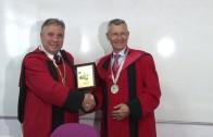 Проф.д-р Николай Михайлов е удостоен със званието Доктор хонорис кауза на Тракийския университет