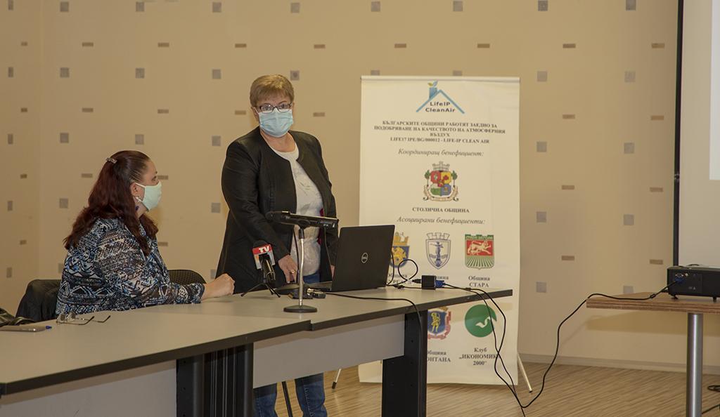 Още две измервателни станции ще следят качеството на атмосферния въздух в Стара Загора
