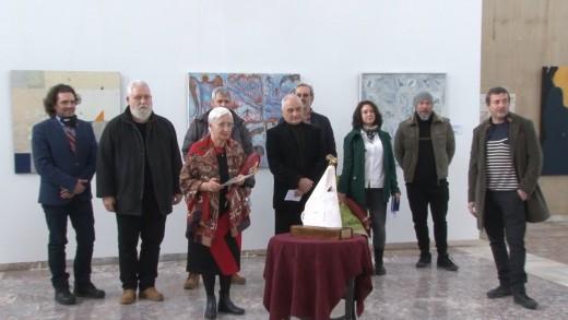 Награждаване на победителите от петото Балканско квадринале на живописта /пълен запис/
