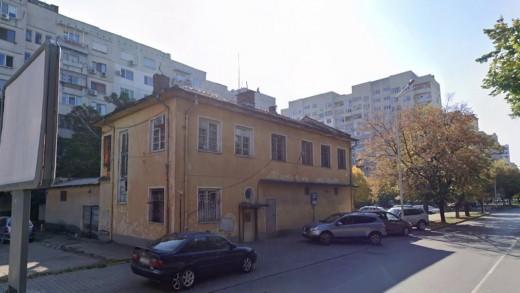 Изграждат паркинг на мястото на бившия отрезвител в Стара Загора