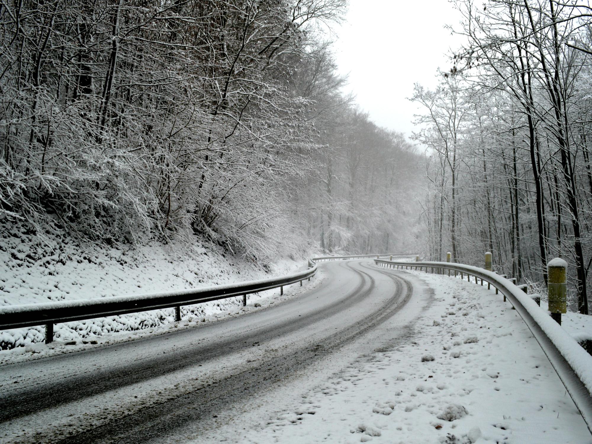 Информация за количеството паднали валежи и ситуацията в Старозагорска област сутринта на 27 януари
