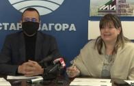 Пресконференция на кмета на Община Чирпан Ивайло Крачолов – Закриване и рекултивация на общинско депо за неопасни твърди битови отпадъци.