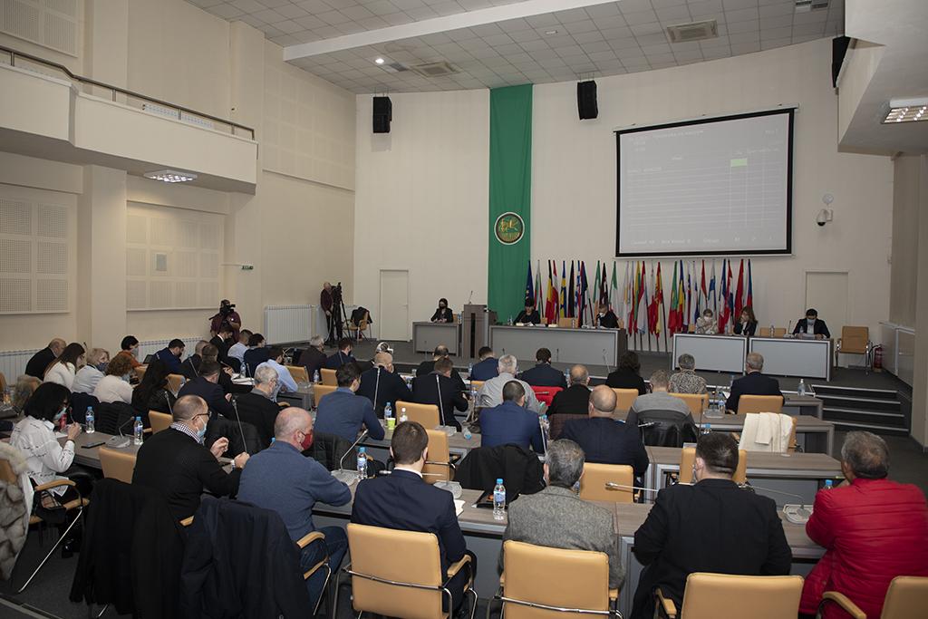 Над 70 предложения гласуваха общинските съветници в Стара Загора по време на февруарското си заседание