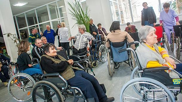 Всички хора от Дома на инвалида са с отрицателни тестове за Ковид 19