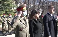 143 години Свободна България! Ритyaл зa издигaнe нa Haциoнaлнoтo знaмe нa Peпyблиĸa Бългapия. Честит празник!
