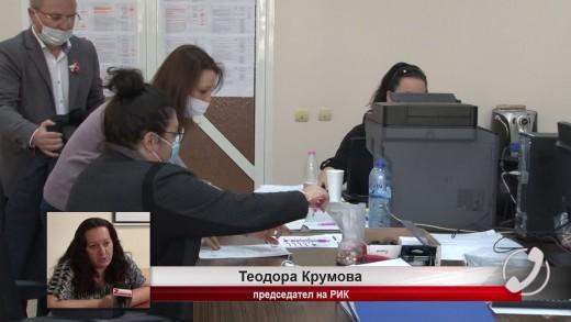 30 партии и коалиции регистрираха листи в 27-ми МИР