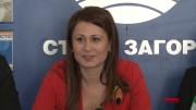 Кръстина Таскова е водачът на листата на Воля и НФСБ