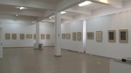 """Изложба """"Майстори на рисунката"""" в Художествената галерия"""