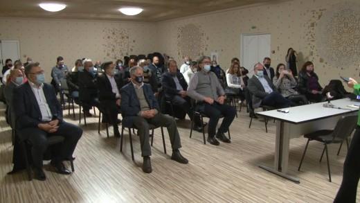Демократична България представи кандидат- депутатската си листа за Стара Загора