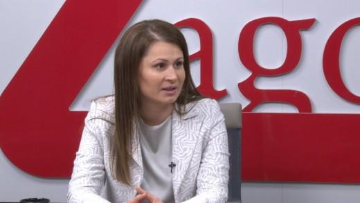 Предизборно студио. Кръстина Таскова, ПП Воля: Няма да отстъпим от изграждане на държавна верига бензиностанции