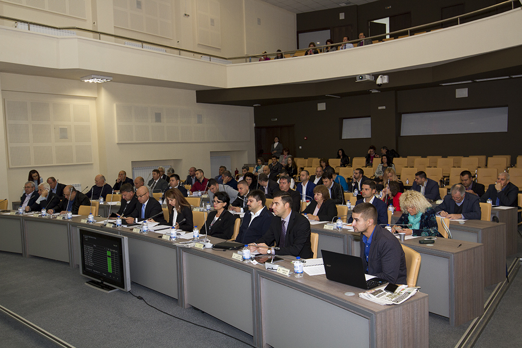 71 точки съдържа предстоящата сесия на Общински съвет