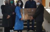 Дарение на болницата направиха старозагорските социалисти