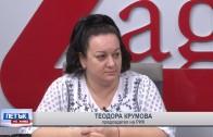 Теодора Крумова в Петък на живо: Призовавам членовете на СИК-овете за търпение