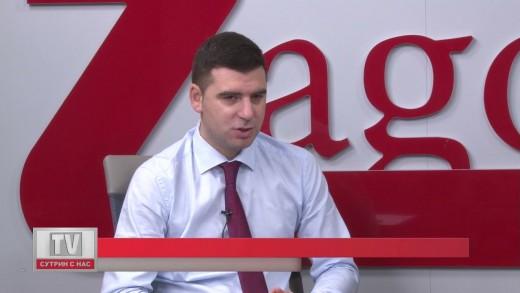 """В Общинския съвет на Стара Загора има сериозни интереси част от сградата на """"Мересев"""" да бъде продадена, твърди Диян Димитров"""