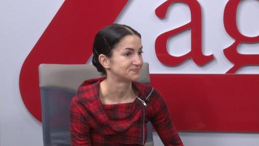 6.04.2021г. Сутрин с нас 1 част. Прима балерината Анелия Димитрова се готви повече от година за ролята си на Спящата красавица