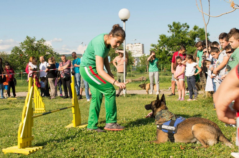 Празник за деца и кучета на 1 юни в Стара Загора