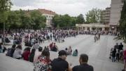 Стара Загора се превърна в студентска спортна столица
