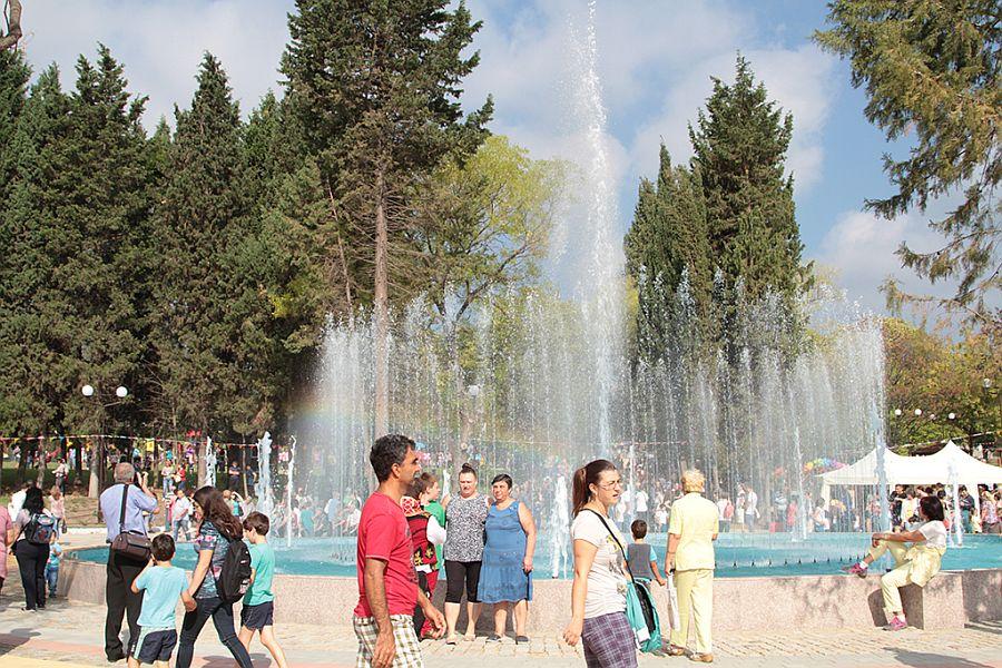 Въвеждат в експлоатация водните атракции в Стара Загора