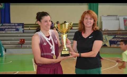 Национална универсиада 2021Стара Загора приключи с редица медали за спортистите от Тракийски университет