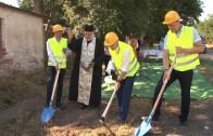 Красимир Вълчев положи първа копка за изграждане на изцяло нова детска градина