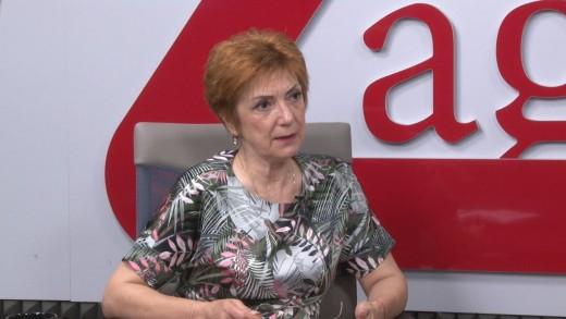 Резлутати от НВО и матурите в област Стара Загора, Татяна Димитрова-началник РУО, Сутрин с нас