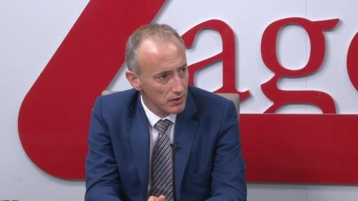 Красимир Вълчев, водач листа ГЕРБ: Образованието остава приоритет за нас, Предизборно студио