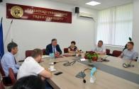 Ректорите на ТрУ и ХТМУ подписаха споразумение за сътрудничество