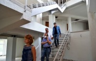 Ректорът на Тракийски университет доц. Добри Ярков даде ход на строителни дейности на нова учебна база