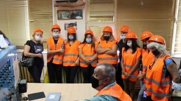 """За първи път в """"Мини Марица-изток"""" ЕАД пробно стажуване на ученици по дуалната система"""